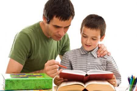 Mendampingi Anak Belajar
