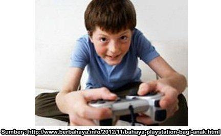 bahaya-bermain-playstation