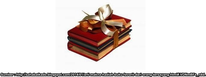 Buku sebagai Hadiah