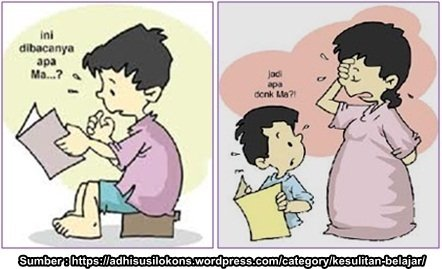 Gangguan Belajar pada Anak