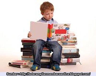 Tips Kreatif agar Anak Gemar Membaca