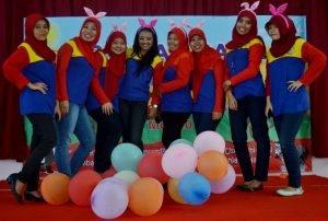 biMBA Depok Timur Ramaikan Balai Pertemuan Samina