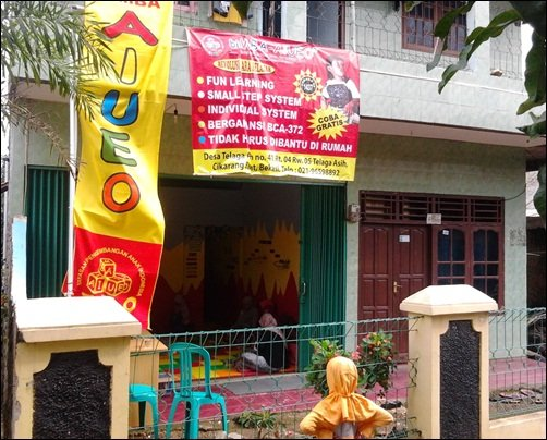 Launching Unit biMBA Tiga Putra