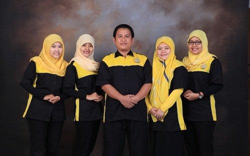 pengelola biMBA-AlUEO Motivator Mandiri Kebon Jahe, Serang, Banten.