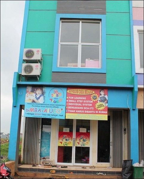 Launching English biMBA Permata Metropolitan Bekasi