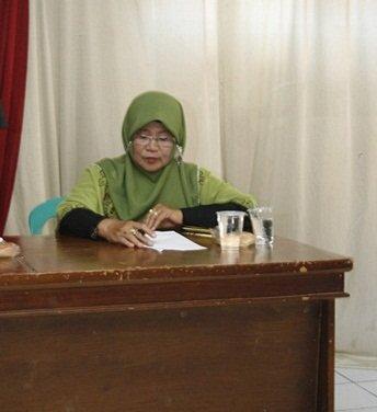 Ibu Hj. Tuti Hendrawati, Ketua Penggerak PKK