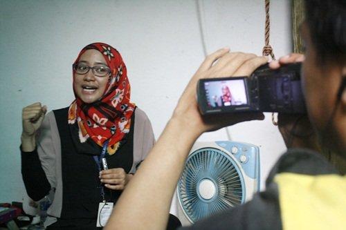 Febi Purnamasari, Reporter Net TV