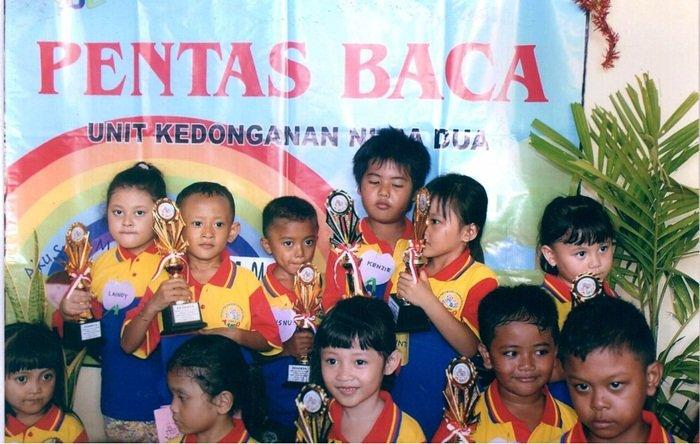 Pentas Baca Anak biMBA Kedonganan Nusa Dua