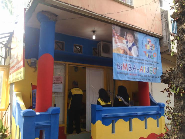 Launching Unit biMBA Jati Padang