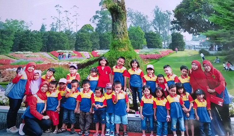 Study Tour ala biMBA Cibeureum Sukabumi