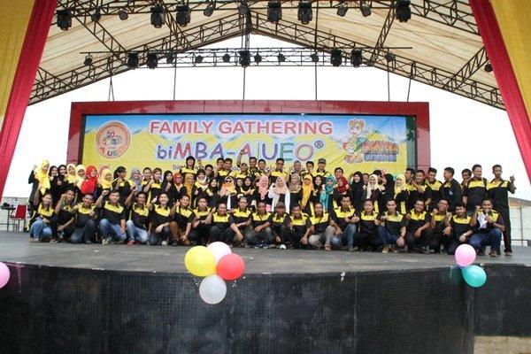 Family Gathering biMBA Se-Jabodetabek