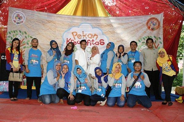 Pekan Kreativitas Anak Unit biMBA Fortune Graha Raya