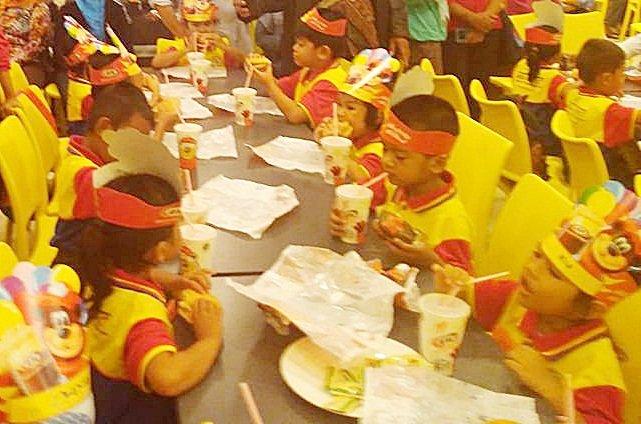 Cooking Class Anak biMBA Pandeyan