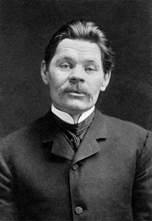 Maxim Gorki, tokoh terkenal di dunia yang gemar membaca
