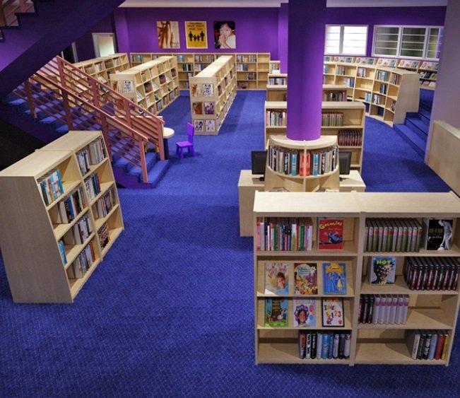 Ciri Perpustakaan Sekolah yang Ideal