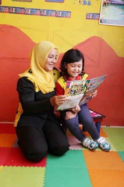 Peran Orang tua dalam Menumbuhkan Minat Baca Anak