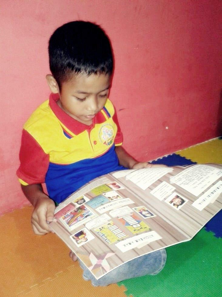 Membangkitkan dan Memupuk Minat Baca Anak