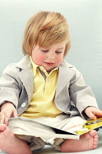 Pentingnya Kebiasaan Membaca pada Anak