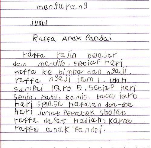 Raffa Anak Pandai