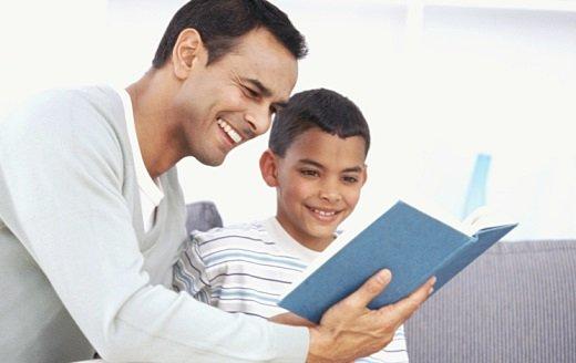 Meningkatkan Minat Baca pada Anak
