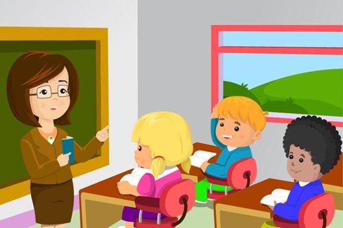 Tips Mendidik Anak Belajar