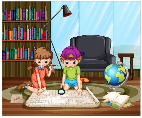 Cara Belajar Berdasarkan Tipe Anak