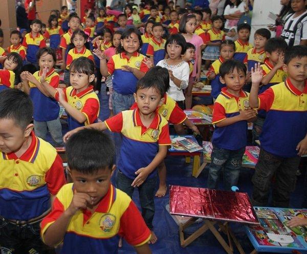 Anak Berhak Mendapatkan Proses Belajar yang Menyenangkan