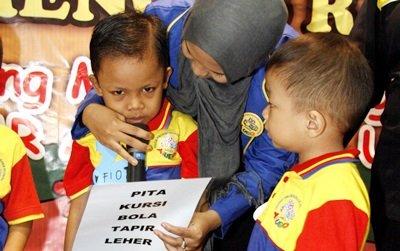 Penyebab Anak Kesulitan Belajar