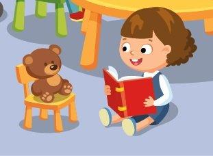 Tips Menumbuhkan Minat Baca Anak di Rumah