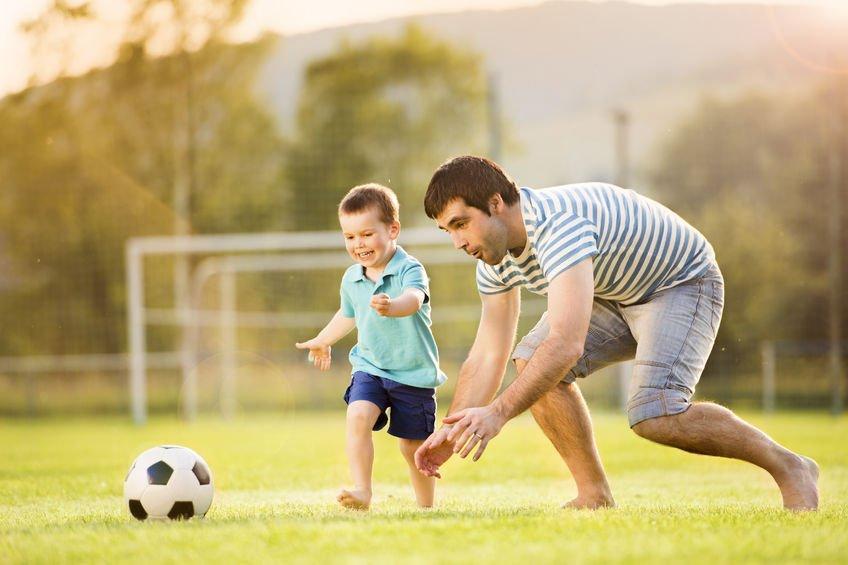 peran ayah untuk anak