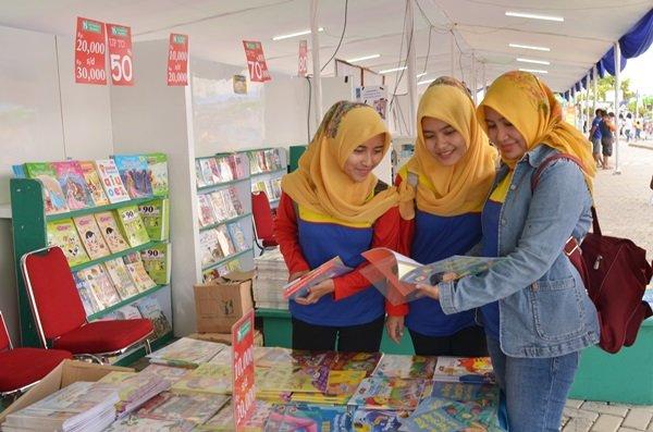 Tingkatkan Minat Baca, Gebyar biMBA Hadirkan Pesta Buku dan PUSTELING