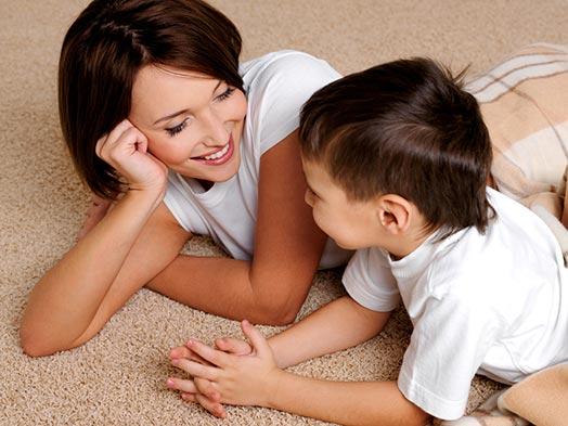 berkomunikasi dengan anak