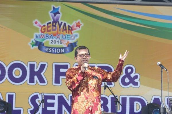Sambutan Pak Bambang Suyanto, Ketua YPAI