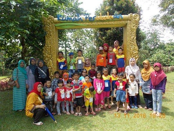 Ada Petualang Cilik di biMBA Saun Pondok Rangon Jakarta Timur