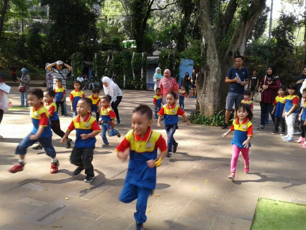 Fun Run bersama biMBA Sinbad Bogor