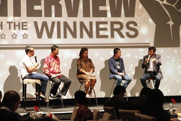 Imam Sutrisno, Direktur Pengembangan YPAI dalam Interview With The Winners