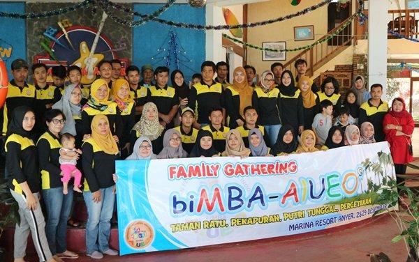 Family Gathering 3 Unit biMBA