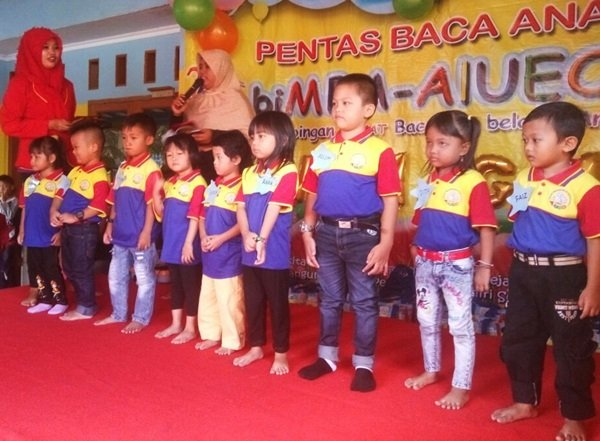 Launching English biMBA