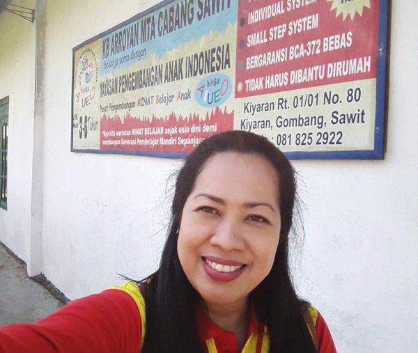 Kenania Hartini, Koordinator biMBA-AIUEO Wilayah Sragen dan Solo Raya