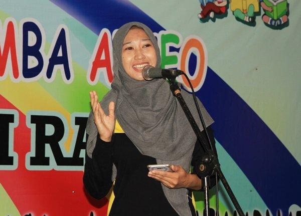 Perwakilan biMBA Pusat, Niken Retno