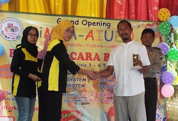 Launching biMBA Delima Perbon Jawa Timur