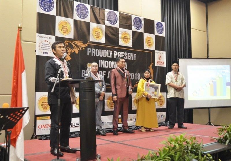 Sambutan Imam Sutrisno, selaku Direktur pengembangan YPAI