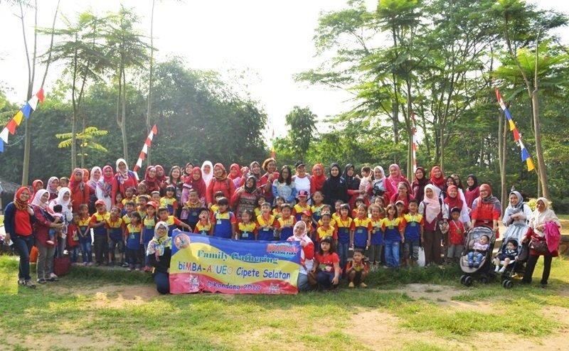 Family Gathering biMBA Cipete Selatan