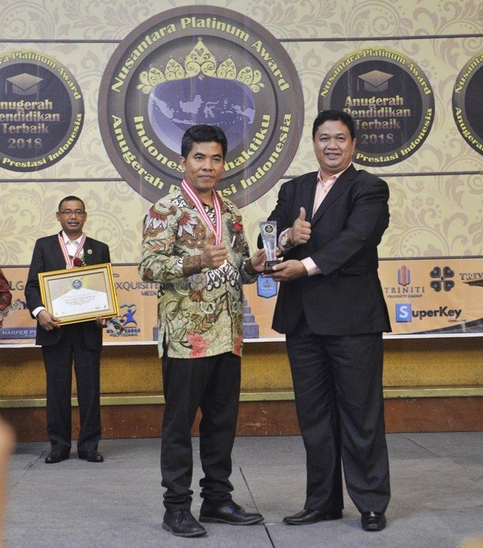 biMBA-AIUEO Raih Penghargaan Pendidikan Terbaik 2018