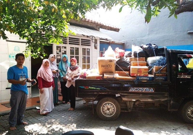 Bantu Donggala dan Palu, biMBA Kebantenan Kumpulkan Donasi