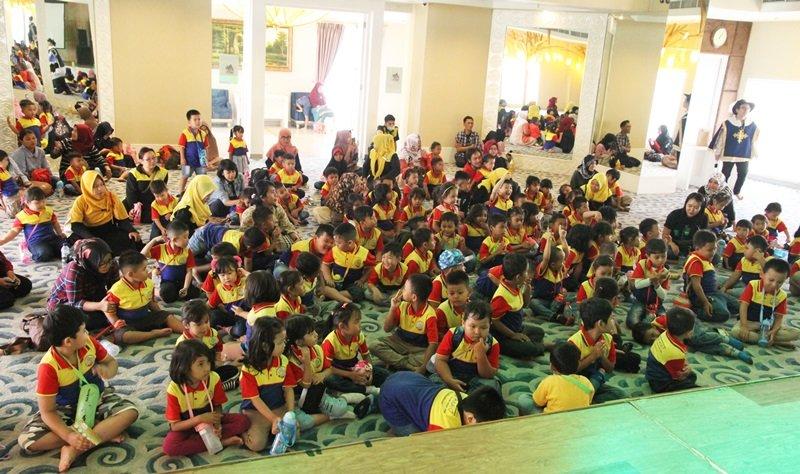 Antusiasme murid biMBA Malibu Taman Palem mengikuti kegiatan