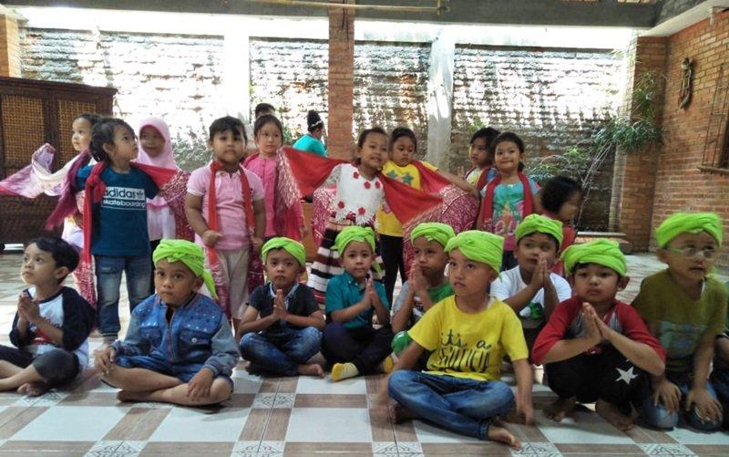 Antusiasme murid biMBA Tangkas Raya mengikuti kegiatan