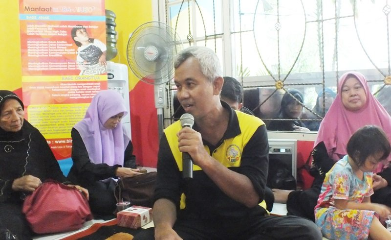 Seputar Garansi BCA 372 di Launching biMBA Pondok Pinang