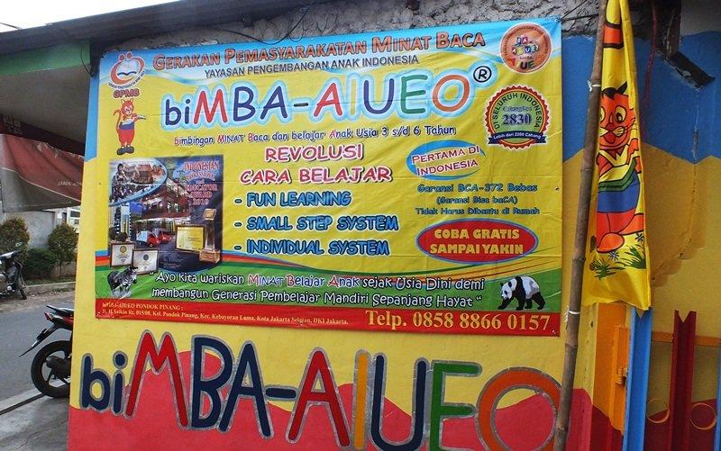 Launching unit biMBA Pondok Pinang
