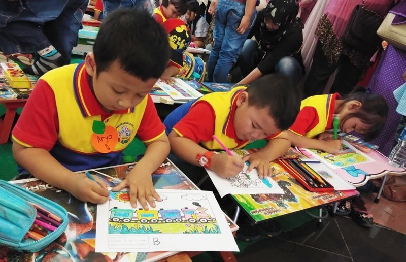 Pentas Baca Buat Anak Lebih Mandiri dan Kreatif